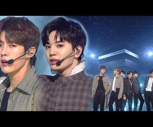 infinite, tell me, and video image