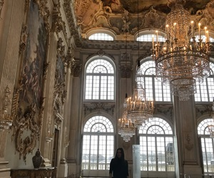 beautiful, cash, and chandelier image