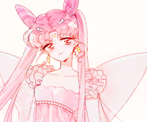 sailor moon, chibiusa, and anime image