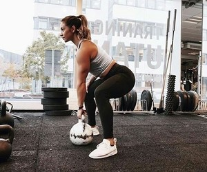 fitness, workout, and goals image