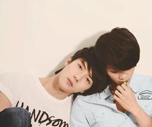 exo, sehun, and luhan image