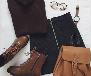aesthetic, boots, and style image