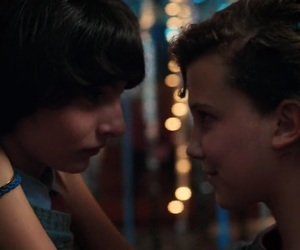 finn wolfhard, mileven, and eleven image