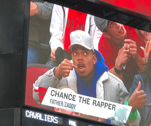 chance the rapper and zaddy image