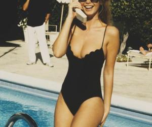 90s, swimsuit, and bikini image