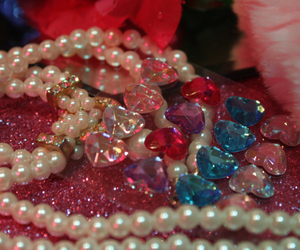 aesthetic, diamond, and jewelry image