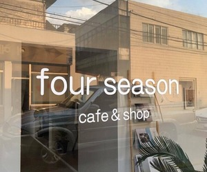 cafe, aesthetic, and shop image