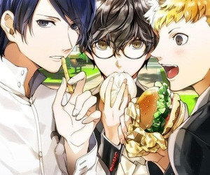 persona 5 and anime image