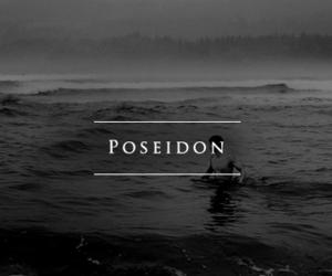 poseidon and greek mythology image