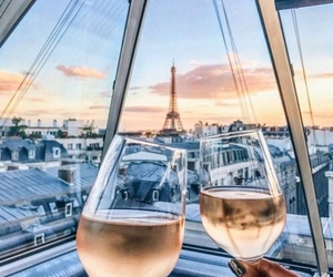 paris, drink, and beautiful image