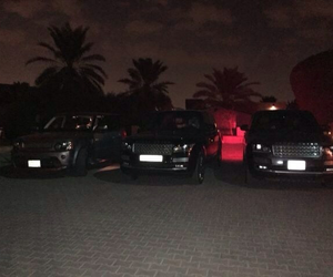 car, black, and ghetto image