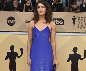mandy moore, this is us, and sag awards image