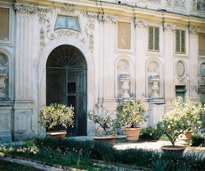 architecture, italy, and photography image