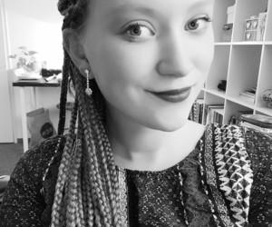 braided hair, african hair, and braids image