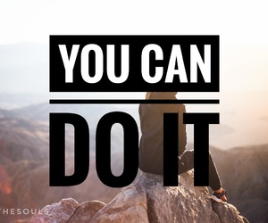 do it, fitness, and girl power image