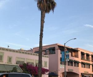 california, monica, and santa image