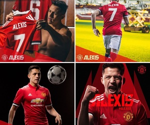 football, manchester united, and mufc image