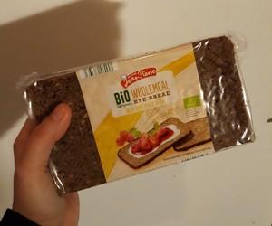 bio, snack, and bread image