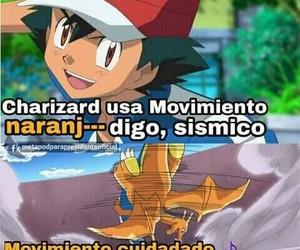 ash, meme, and pokemon image