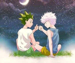 hunter x hunter, gon, and hunter × hunter image