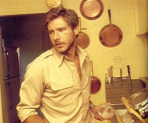 harrison ford, star wars, and kitchen image