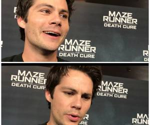 thomas, the maze runner, and death cure image