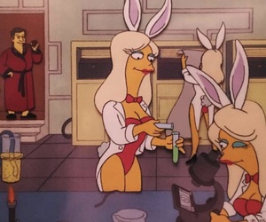 Playboy and bunny image
