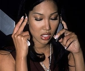 kimora lee, 00's, and y2k image