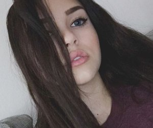 girl, maggie lindemann, and grunge image