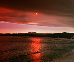 aesthetic, sea, and sun image