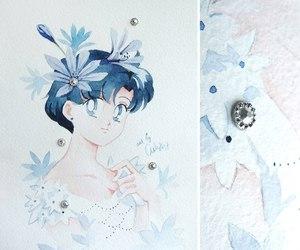 ash, haruka tenoh, and rei hino image