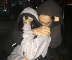 couple, grunge, and icon image