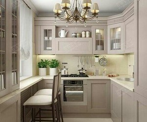 decor, home, and kitchen image