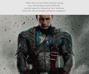 captain america, movie, and edit image