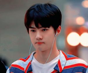 exo, kpop icons, and fake image