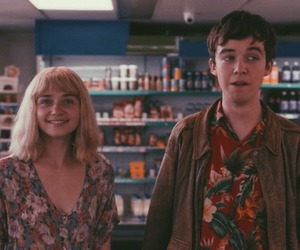 Alyssa, james, and alex lawther image