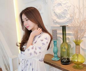 asian girl, ulzzang, and do hwe ji image