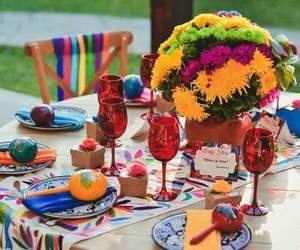 mexican party and fiesta mexicana image