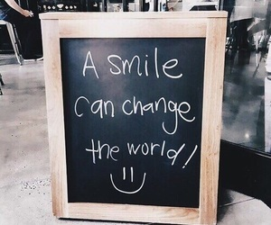smile, quotes, and tumblr image