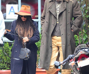 candids, hq, and lisa bonet image