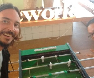 df, foosball, and mexico image