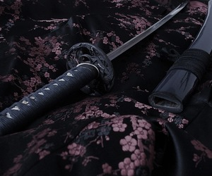 japan and sword image