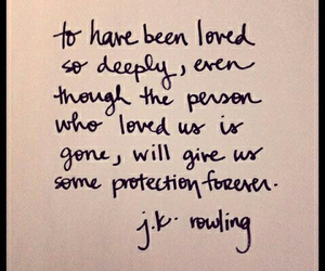 quotes, love, and jk rowling image