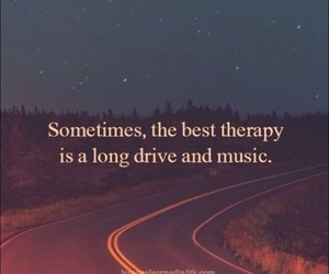 quotes, music, and therapy image