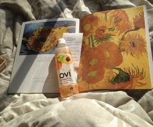 art, orange, and tumblr image