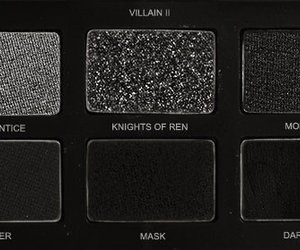 black, makeup, and aesthetic image