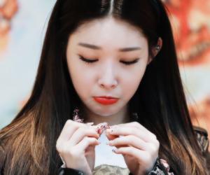 girl, kim chanmi, and korean image
