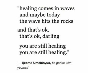 healing and quotes image
