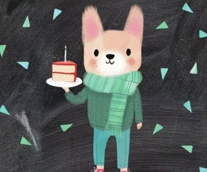 happy birthday and torta image