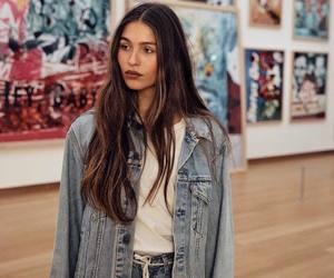 art, artistic, and denim image